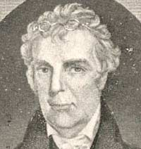 Barton Stone, one of the founders of the Restoration Movement