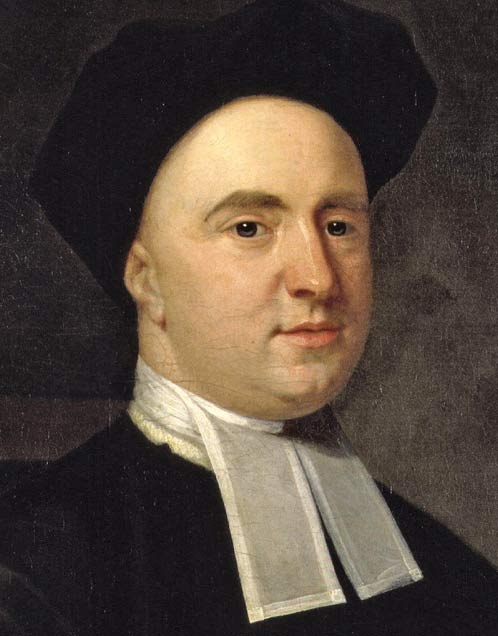 Bishop George Berkeley, by John Smibert