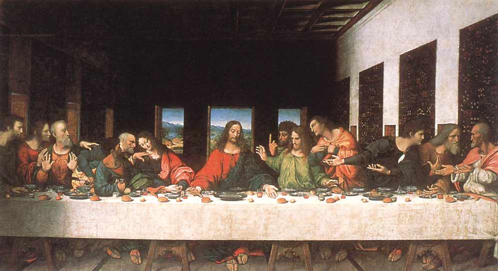 Copy, Da Vinci's Last Supper