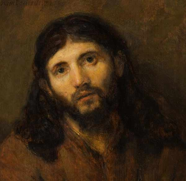 Detroit Art Institute, Face of Christ