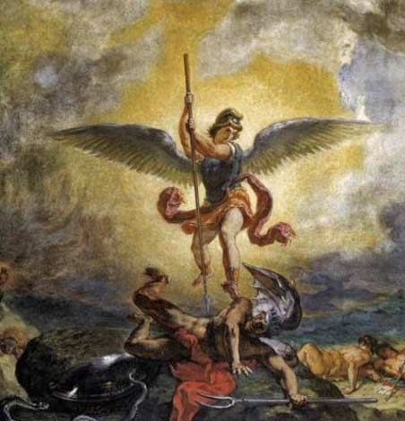 paradise lost satan vs god Essays and criticism on john milton's paradise lost - paradise lost include god, jesus, satan in paradise lost is not only prior to that in paradise.