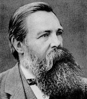 Frederick Engels, Marx's collaborator