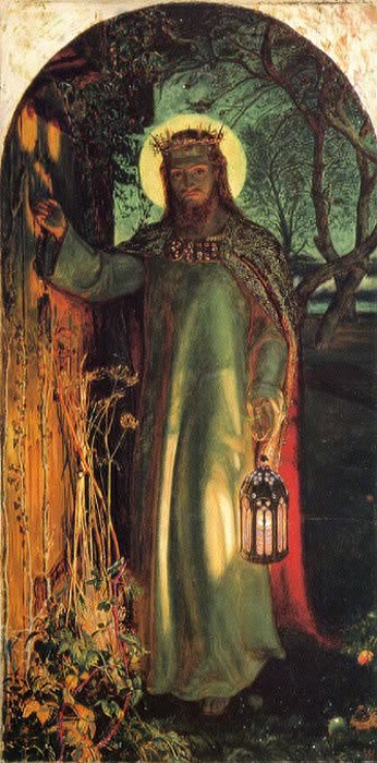 Holman Hunt, Jesus is the Light of the World