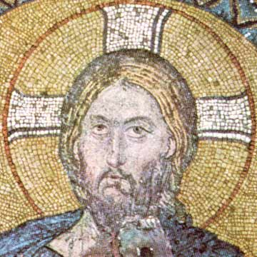 Christ the King, Mosaic, Constantinople