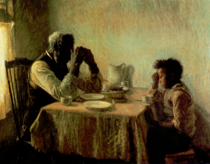 Henry Ossawa Turner, The Thankful Poor