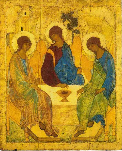 Andre Rublev, Trinity Icon