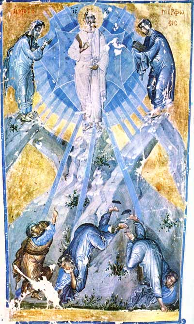 The Transfiguration, Icon
